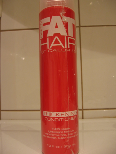 SAMY FAT HAIR 0 CALORIES THICKENING CONDITIONER