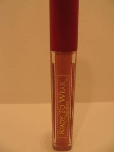 PHILIPPE CHANSEL READY TO WEAR LIPGLOSS CORAL