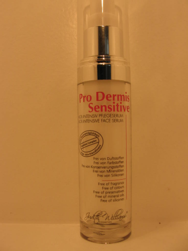JUDITH WILLIAMS PRO DERMIS SENSITIVE PFLEGESERUM