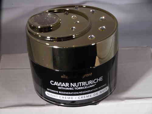 ELIZABETH GRANT CAVIAR  NIGHTCREME LIM.EDITION 100 ML
