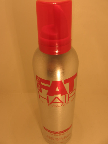 SAMY FAT HAIR AMPLIFYING MOUSSE