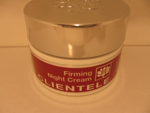 CLIENTELE FIRMING NIGHT CREAM