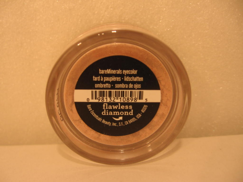 BARE MINERALS FLAWLESS DIAMOND LIDSCHATTEN