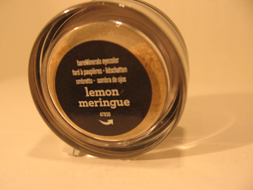 BARE MINERALS EYECOLOR LEMON MERINGUE