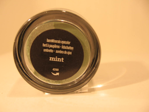 BARE MINERALS EYECOLOR MINT