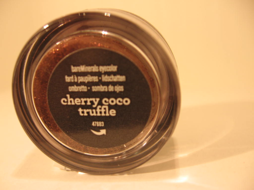 BARE MINERALS EYECOLOR CHERRY COCO TRUFFLE