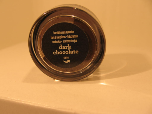 BARE MINERALS EYECOLOR DARK CHOCOLATE