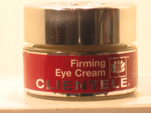 CLIENTELE FIRMING EYE CREAM