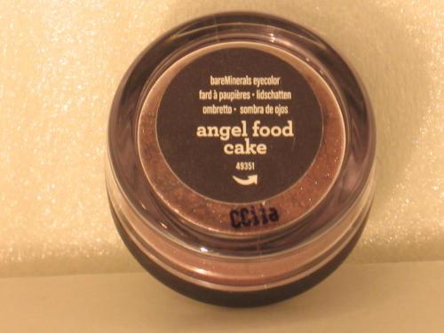 BARE MINERALS ANGEL FOOT CAKE LIDSCHATTEN