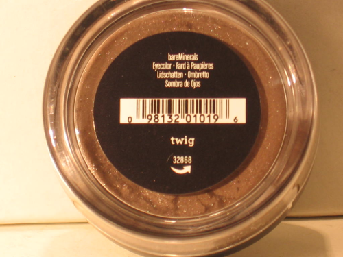 BARE MINERALS EYECOLOR TWIG