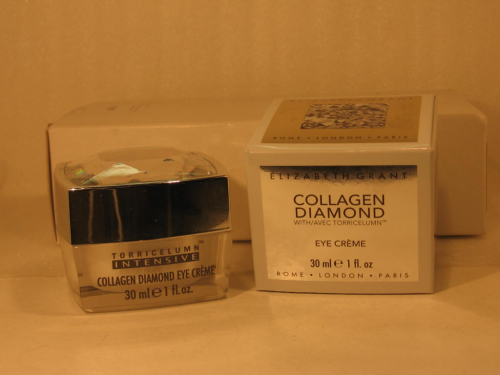 ELIZABETH GRANT COLLAGEN DIAMOND EYE CREAM 30ml