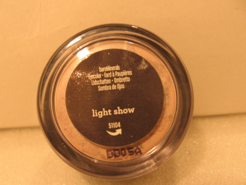 BARE MINERALS EYECOLOR LIGHT SHOW