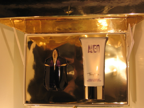 THIERRY MUGLER ALIEN-SET-EDP&BODYLOTION