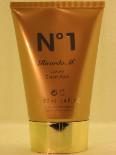 RICARDA M. N° 1 LUXURY CREAM BATH