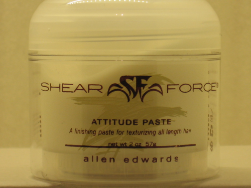 Shear Force Attitude-Finishing-Paste