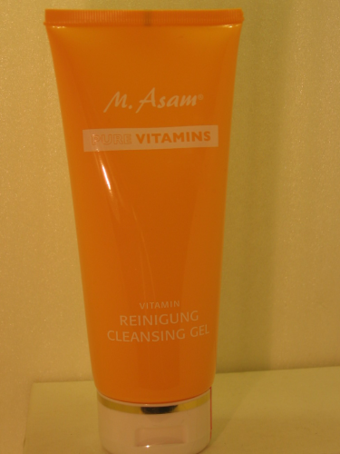 M. ASAM PURE VITAMINS VITAMIN REINIGUNGS GEL 250ML