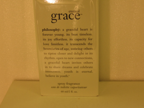 PHILOSOPHY ETERNAL GRACE FRAGRANCE SPRAY