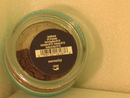 BARE MINERALS EYECOLOR SERENITY LIMITIERT