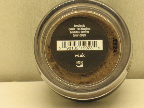 BARE MINERALS EYECOLOR WINK