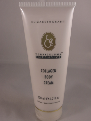 ELIZABETH GRANT COLLAGEN BODY CREAM IN DER TUBE 200ML