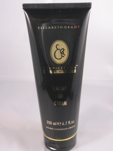 ELIZABETH GRANT CAVIAR BODY CREAM IN DER TUBE 200ML