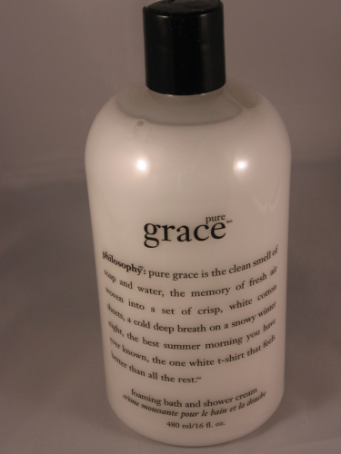 PHILOSOPHY PUR GRACE SHOWER CREAM XXL 480ML
