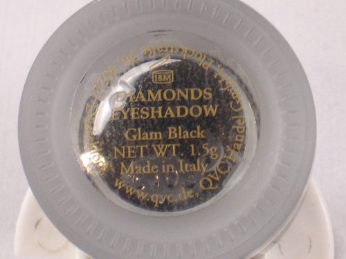 POMPÖÖS BY HARALD GLÖCKLER DIAMONDS EYESHADOW GLAM BLACK