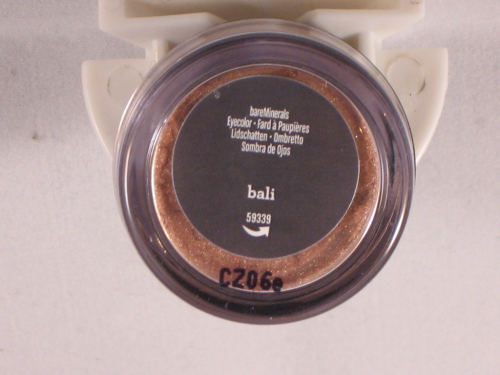 BARE MINERALS EYECOLOR BALI