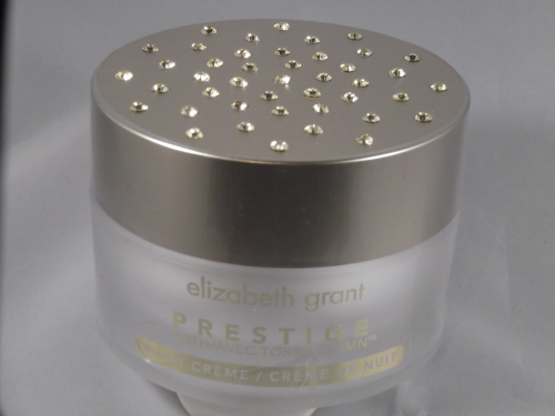 ELIZABETH GRANT PRESTIGE NIGHT CREME 100ML-LIMITIERTE EDITION