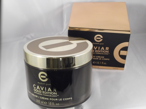 ELIZABETH GRANT CAVIAR GOLD-EDITION BODY CREAM XXL 300 ML