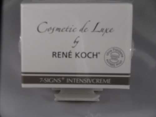 RENE KOCH 7 - SIGNS INTENSIVCREME