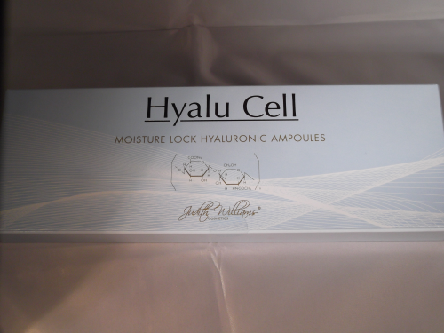 JUDITH WILLIAMS HYALU CELL HYALURONIC AMPOULES