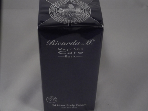 RICARDA M. MSC 24 HOUR BODY CREAM MIT KEY FACTOR 365-100ML-