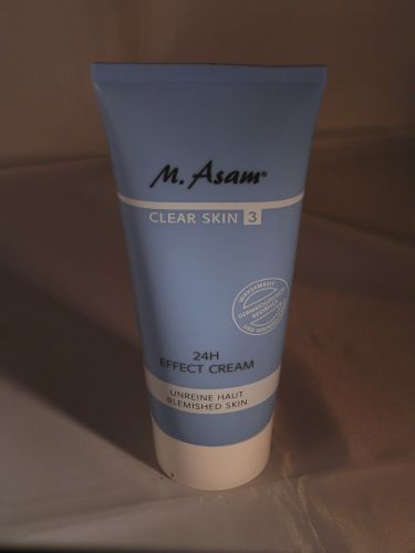 M. ASAM CLEAR SKIN 24H EFFECT CREAM 100ML