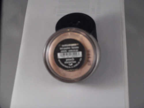 BARE MINERALS EYECOLOR PEACH SURPRISE