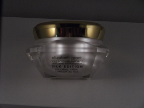 ELIZABETH GRANT COLLAGEN RE-INFORCE SILK EDITION EYECREAM