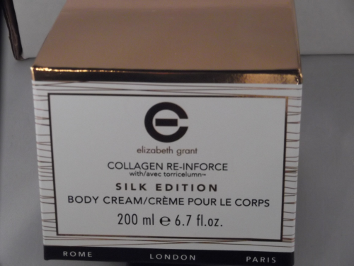 ELIZABETH GRANT COLLAGEN RE-INFORCE SILK BODYCREAM