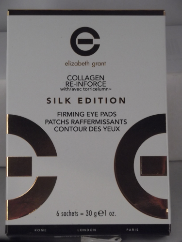 ELIZABETH GRANT COLLAGEN RE-INFORCE SILK FIRM EYE-PADS