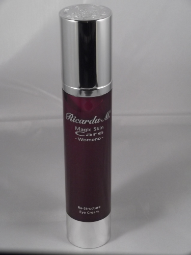 RICARDA M. WOMENO RE-STRUCTIVE EYECREAM XXL 60ML