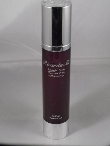 RICARDA M. WOMENO RE-FIRM FACE SERUM XXL 60ML