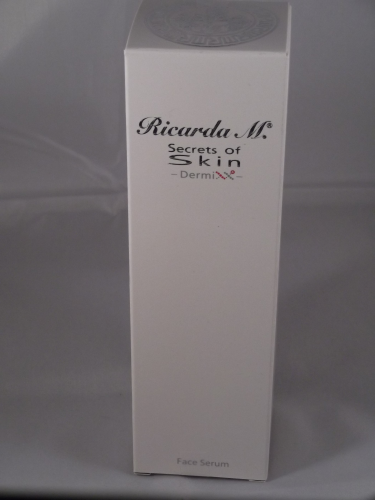 RICARDA M. SOS DERMIXX4 FACE SERUM 60 ML