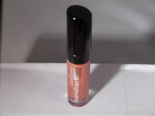 BARE MINERALS MINI MARVELOUS MOXIE LIPGLOSS TOTAL PRO