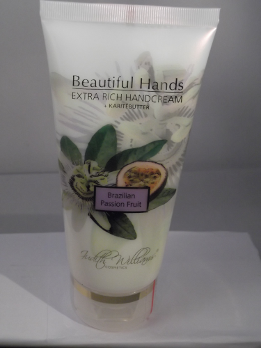 JUDITH WILLIAMS BEAUTYFUL HANDS BRAZILIAN PASSION FRUIT HANDCREME