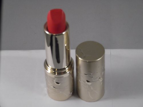RENE KOCH ROYAL EDITION MINERAL LIPSTICK,,HOT  CORAL""