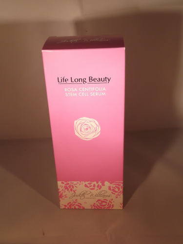 JUDITH WILLIAMS LIFE LONG BEAUTY ROSE STEM CELL SERUM