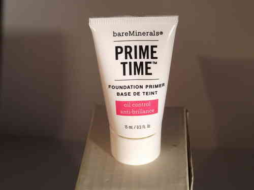 Bare Minerals Prime Time Mattierende Foundation