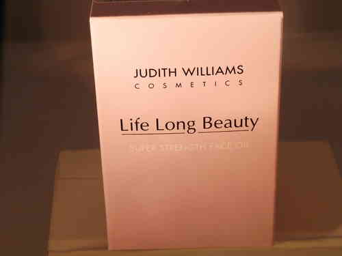 Judith Williams Life Long Beauty Super Strength Face Oil 100ml