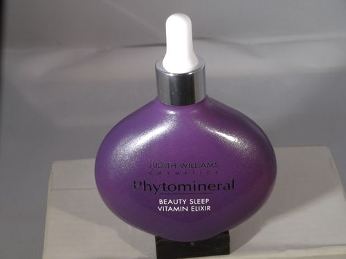 Judith Williams Phytomineral Beauty Sleep Vitamin Elixir