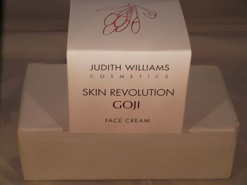 Judith Williams Skin Revolution Goji Face Cream
