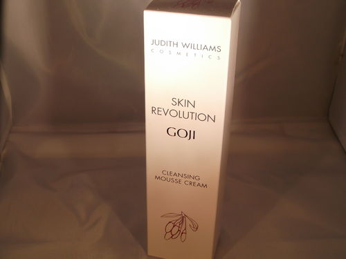 Judith Williams Skin Revolution Goji Cleansing Mousse Cream